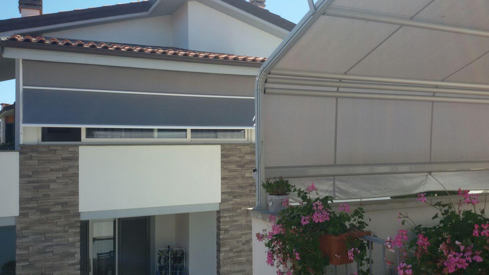 copertura esterna per terrazza | Strutture per Esterni | Pinterest