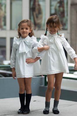 9c5484d43cdb No sin Valentina | Dress to sew | Vestimenta de niños, Moda de niños ...