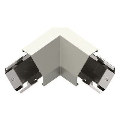 Legrand adorne under cabinet modular track corner connector titanium indoor lighting under cabinet accessories
