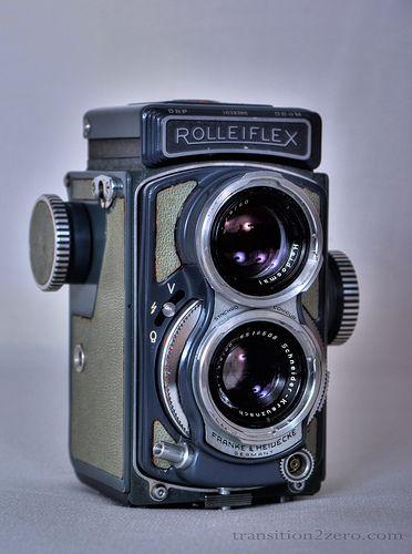 Rolleiflex 4x4   Flickr - Photo Sharing!