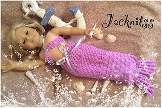 """Here's a little novelty pattern for an item that is all the rage in UK at the moment for babies and teenage girls alike. I have featured the mermaid tail in a beach scene but they are very much the """"In thing"""" for chillaxing on the sofa !"""