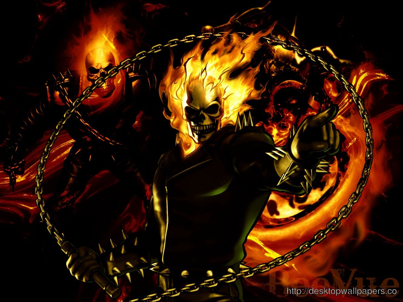 download ghost rider wallpapers | epic car wallpapers | pinterest