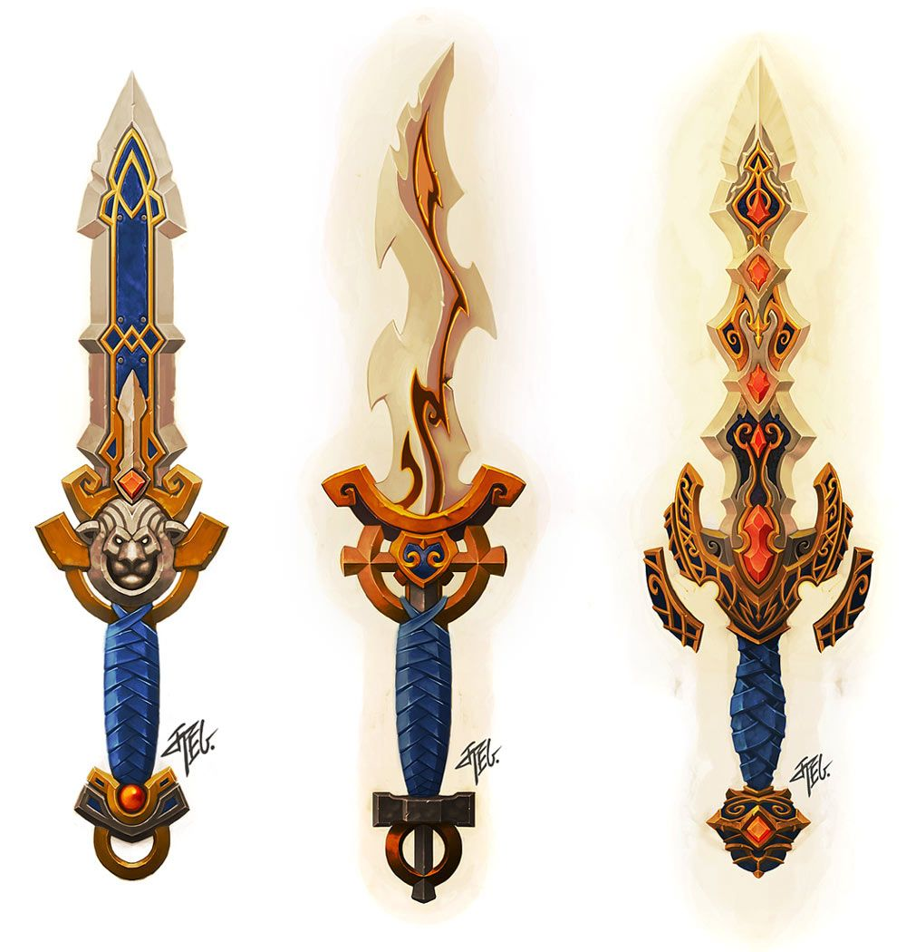 Cot strat knife pictures characters art world of warcraft
