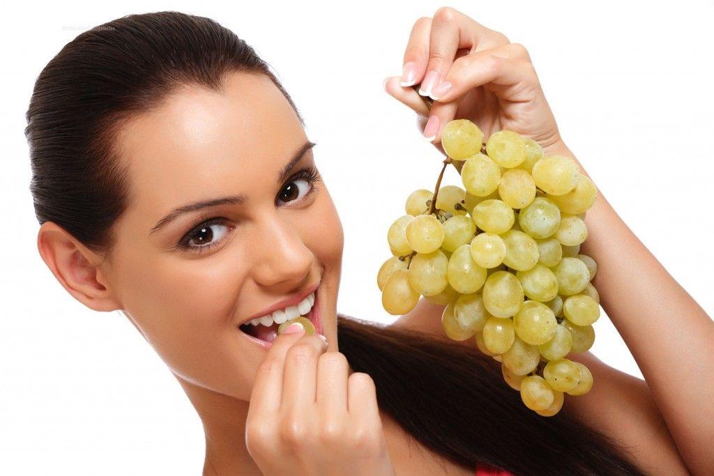 Похудеть На Виноградной Диете. Виноградная диета