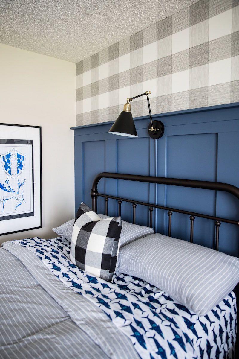 Diy Accent Wall Ideas In 2020 Boys Bedroom Decor Kid Room Decor