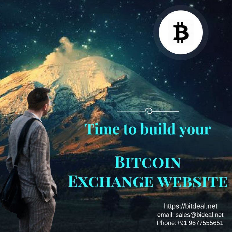 Bitdeal Bitcoin Exchange Software For Those Who Want To Start A Trading Website