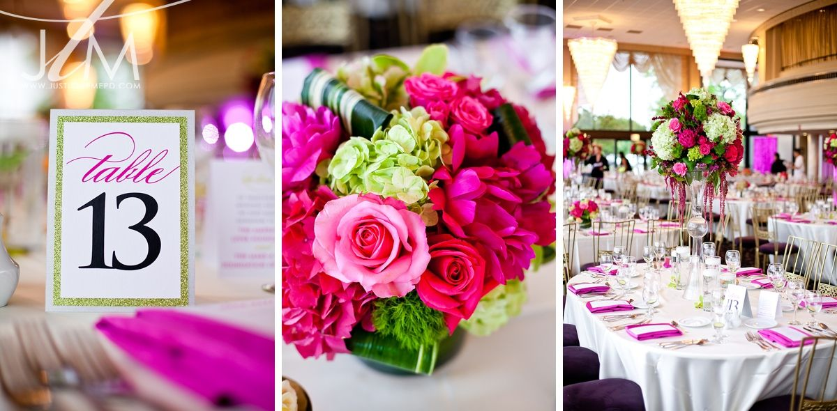 Fuschia Pink And Lime Green Wedding | Wedding Ideas