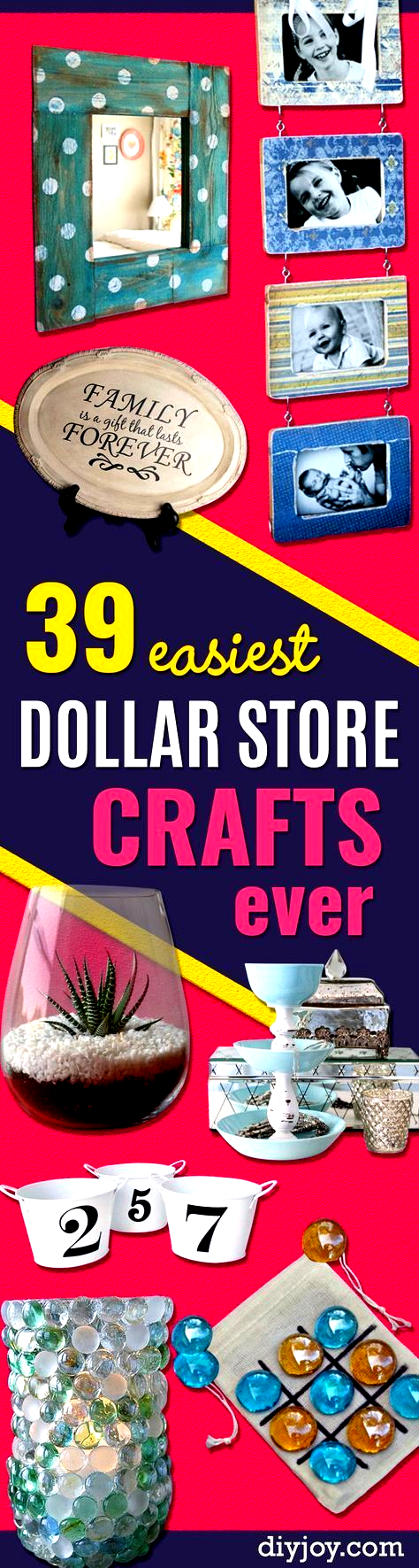 Diy projects to sell dollar tree thrift stores 49 ideas for 2019