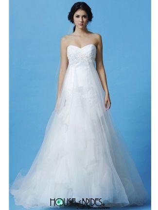 09646b8a05 Eden Bridals Wedding Dress Style BL039