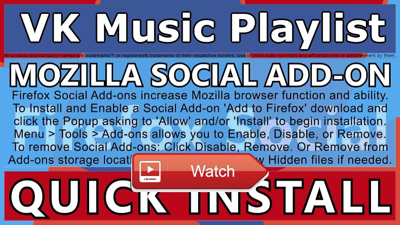 download vk music extension