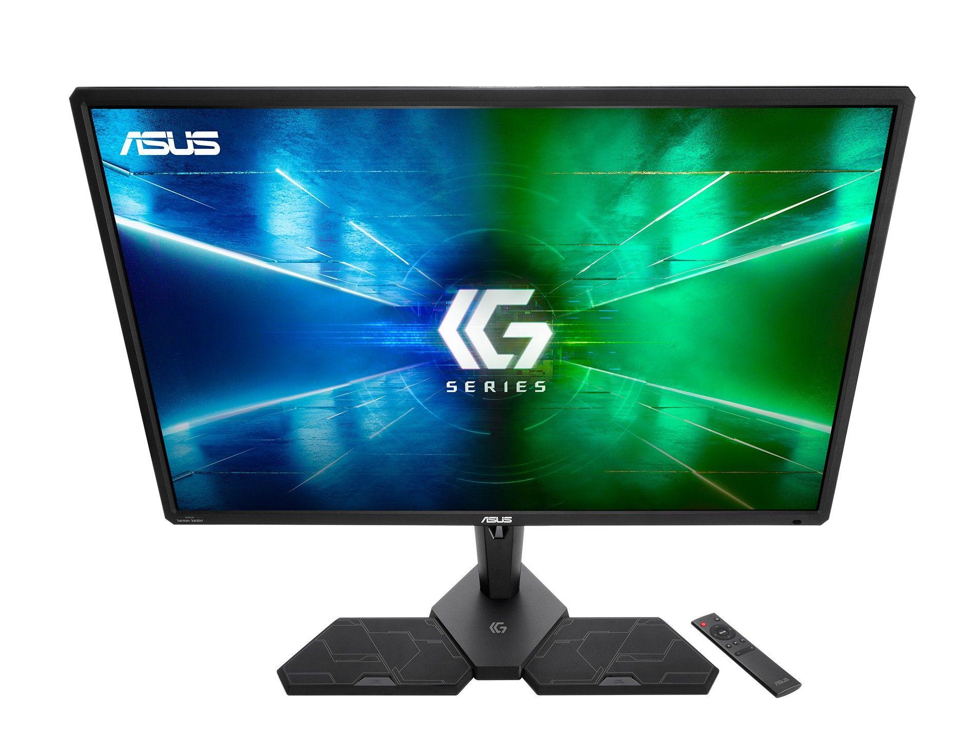 La primera pantalla ASUS diseñada especialmente para jugadores de consola presenta tecnología