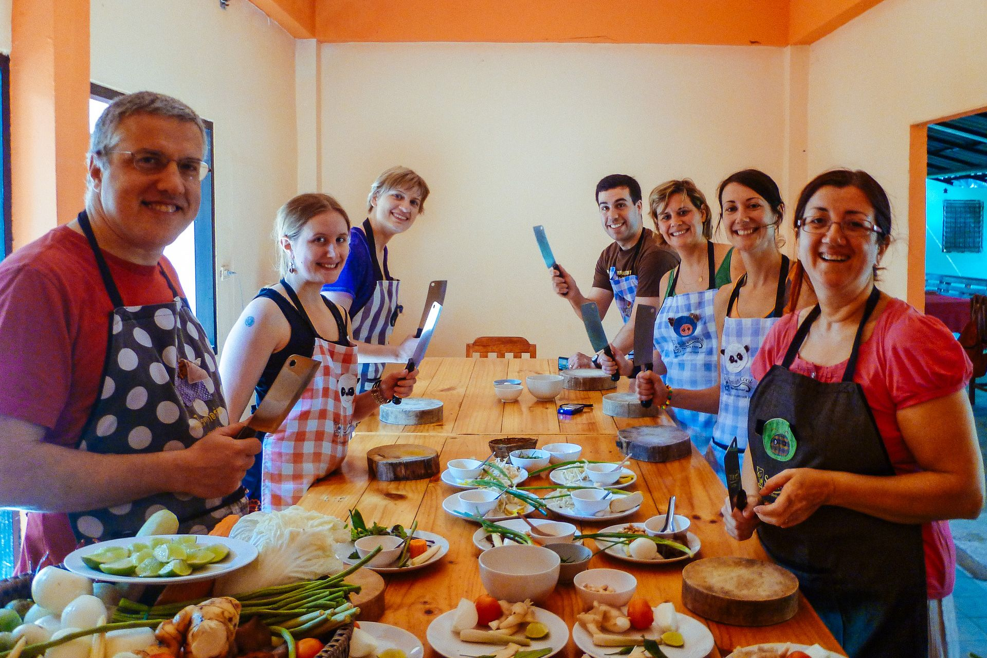 Suivre Un Cours De Cuisine Thai A Chiang Mai Cuisine Thai Cours