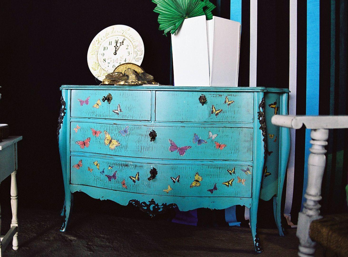cómoda barrigona francesa, | Teal , Turquoiae , And Aquas Color ...
