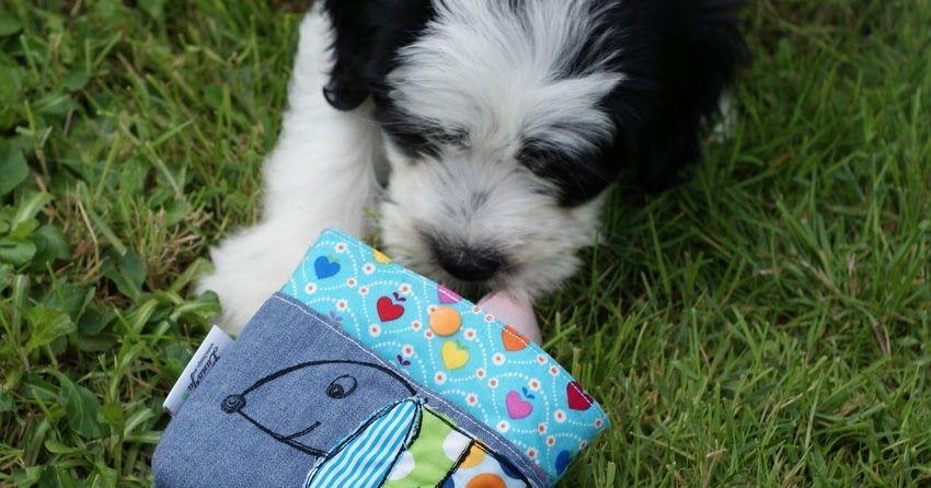 Leckerchenbeutel Futtertasche Hund Gassi Beutel Hundekekse