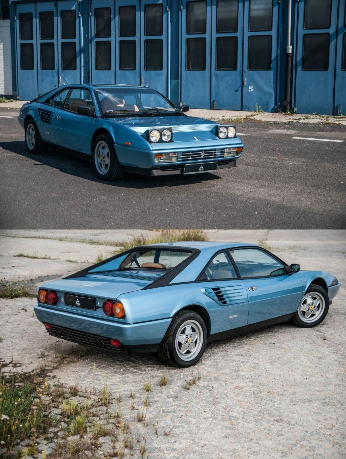a1da2d39416b888d602945054e3ab9bb Gorgeous Ferrari Mondial 3.2 Cabriolet V8 Quattrovalvole Cars Trend