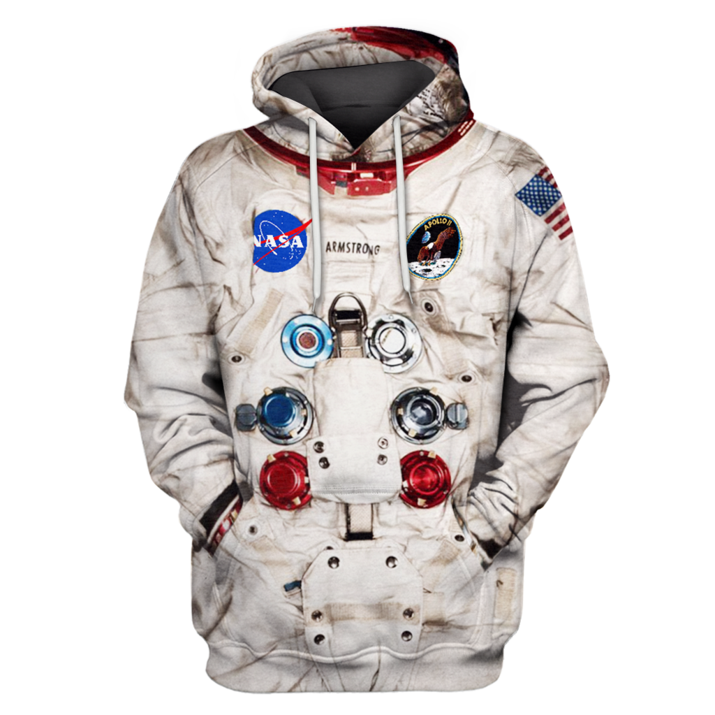 [50th Anniversary] 3D Armstrong Spacesuit Apparel
