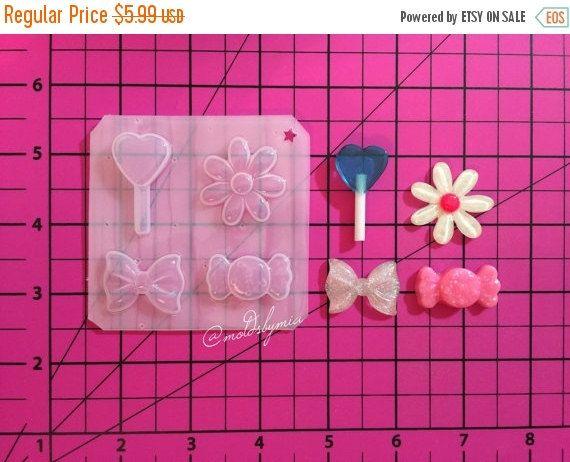 Ehi, ho trovato questa fantastica inserzione di Etsy su https://www.etsy.com/it/listing/218272980/on-sale-cute-deco-4-plastic-resin-mold