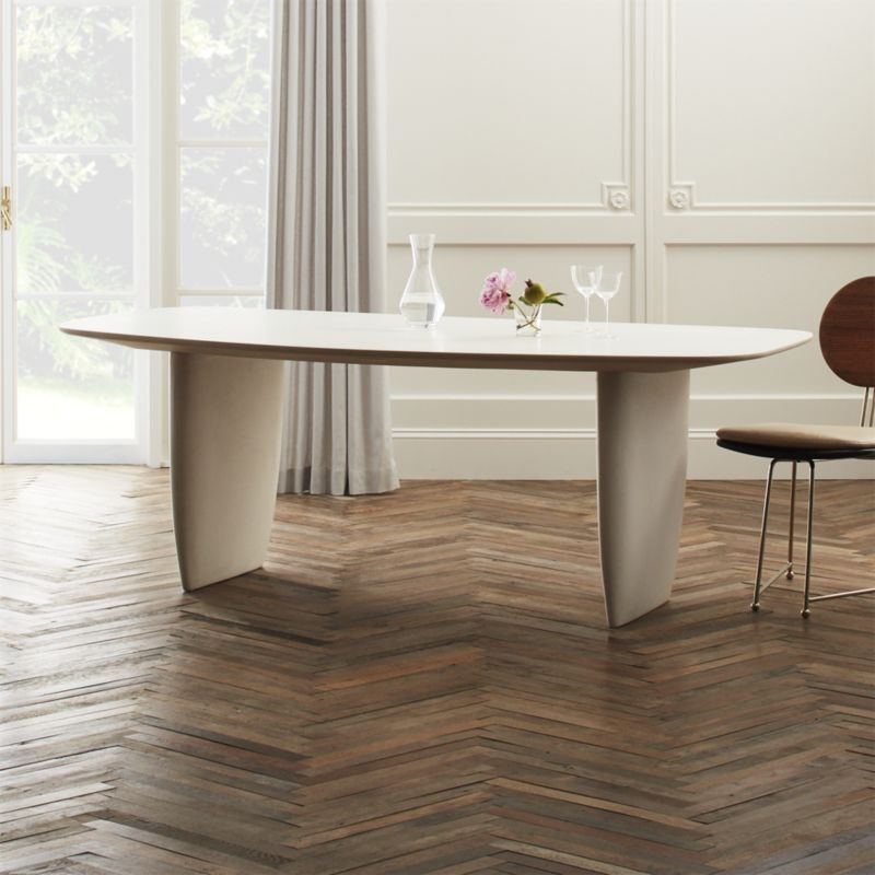 Bordo Dining Table Dining Table Modern Dining Table Concrete