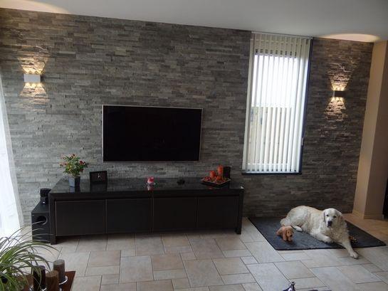 Achterwand Keuken Steenstrips : Steenstrips no.04 tesu silver grey quartzite huis inrichting