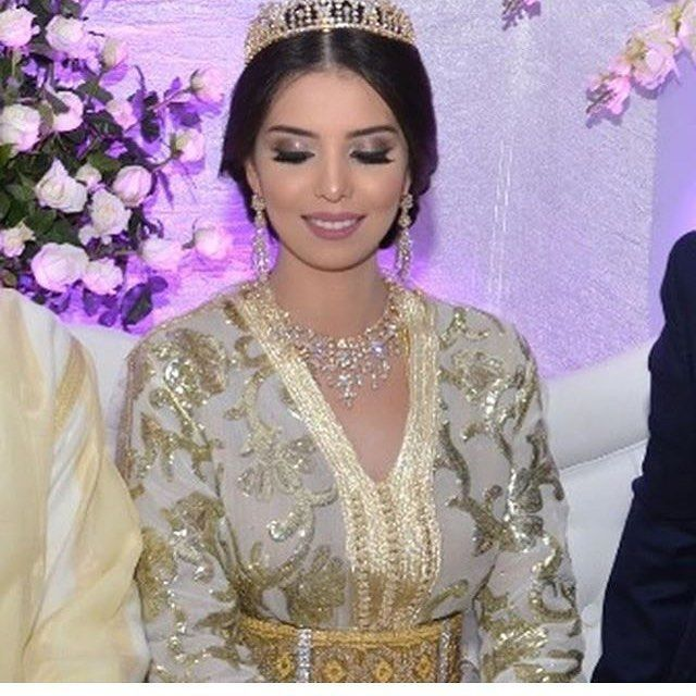 Caftan Mariage 2018 Robes Mariées A Ne Pas Rater , Caftan Marocain de Luxe  2018
