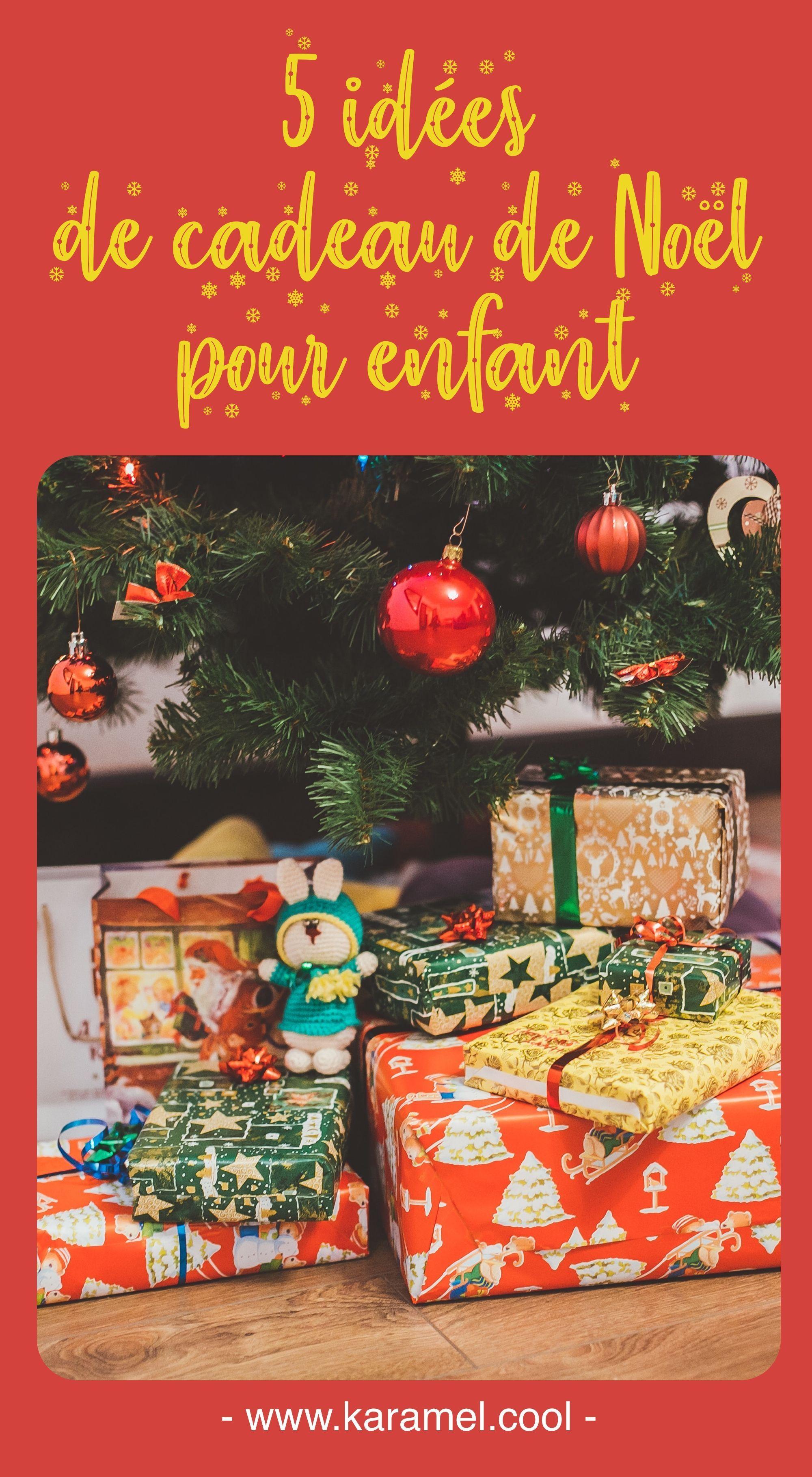 5 idées de cadeau de Noël pour enfant  Noël approche à grands pas, il est l'heure d'aller acheter ses cadeaux.  Fille ou garçon, pour petits ou plus grands, utile et pas cher, tendance ou fait main... le choix est difficile et l'inspiration dure à trouver. Karamel est là pour vous faire passer de merveilleux moments à la maison en famille et de faire de ce Noël 2019 une réussite !  #idéecadeauenfant #cadeauenfant #cadeauNoël #idéecadeaunoel #idéecadeau2ans #idéecadeau3ans #idéeca #cadeaunoelfaitmainenfant