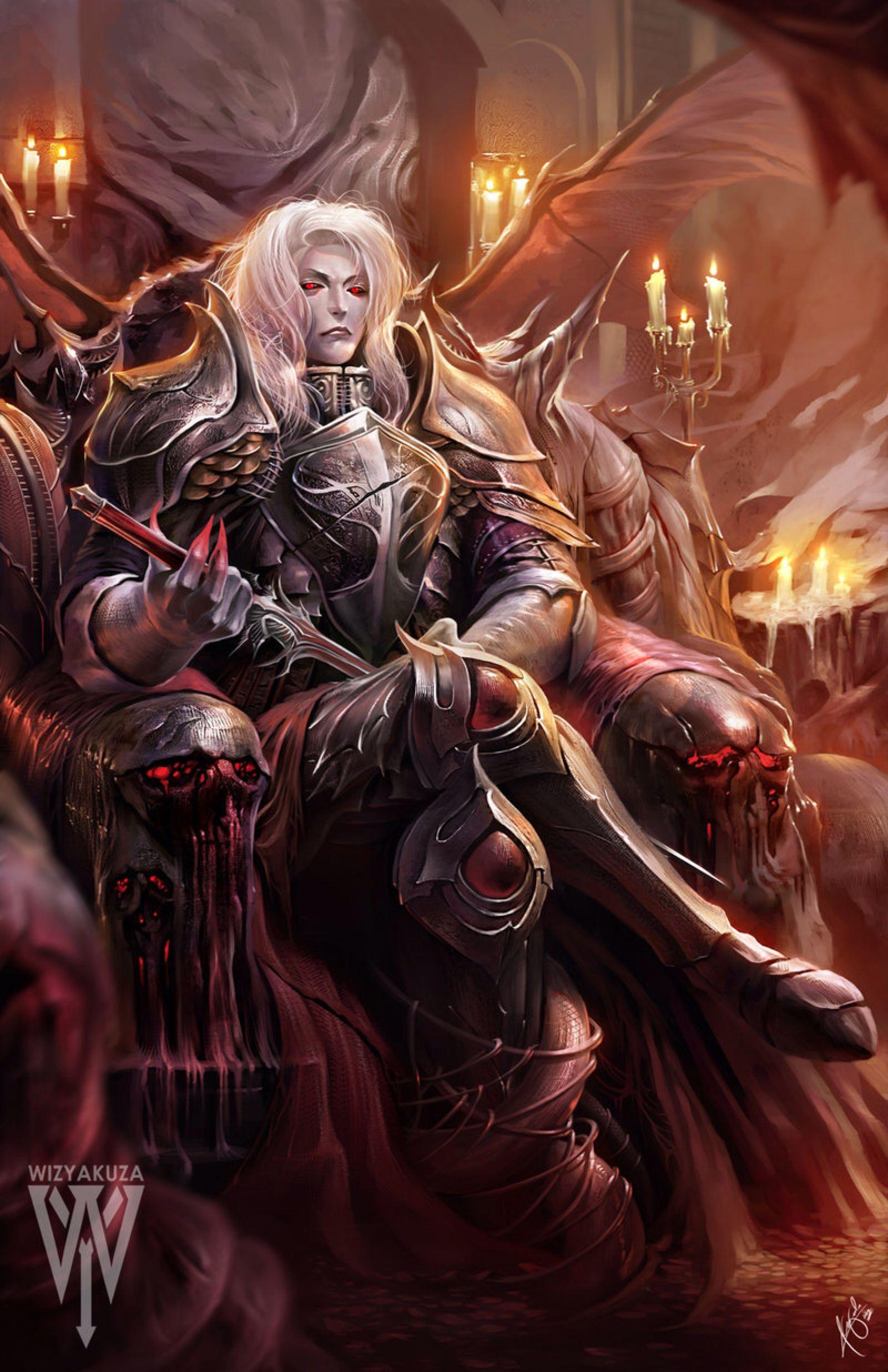 Alucard by wizyakuza on @DeviantArt #Castlevania | Sci-Fi