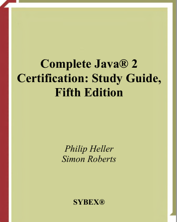 Complete Java 2 Certification Study Guide 5th Edition By Philip