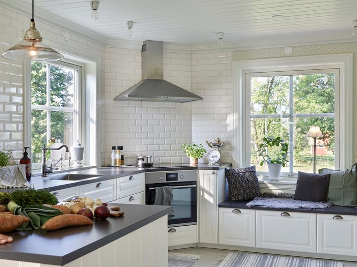 Warm Inviting Kitchen