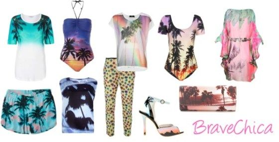 Check Out This Hot Trend: Palm Tree Print + Tendencia C… http://bravechica.com/2013/06/14/hot-trend-palm-tree-print-tendencia-caliente-estampado-de-palmas/ @BraveChica #Fashion #Style #Trends