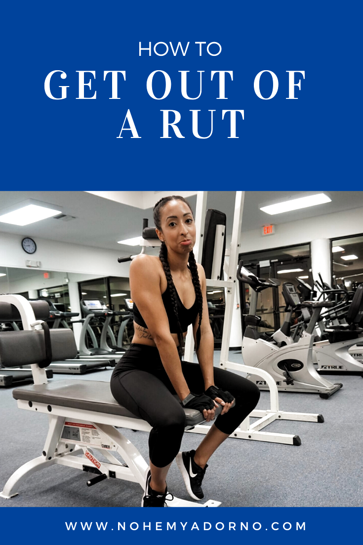 rut: (noun) A habit or pattern of behavior that has become dull and unproductive but is hard to change.  #selfcare #selflove #selfimprovement #personalgrowth #selftalk #personaldevelopment #growthmindset #selfworth #settingboundaries #selfacceptance #selfconfidence #selfesteem #selfbelief #digdeep #getuncomfortable #overcomingobstacles #embracechange #conqueryourfears #selfdoubt #youareincontrol