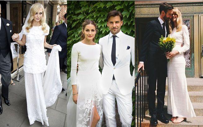 Hochzeit Die Schonsten Brautkleider Der Stars Brautkleid Braut Schone Brautkleider