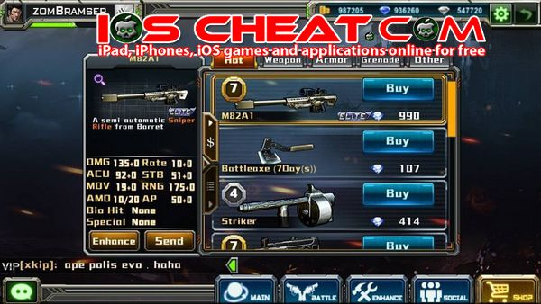 Crisis Action Hack Tool Unlimited Free Diamonds And Coins Generator