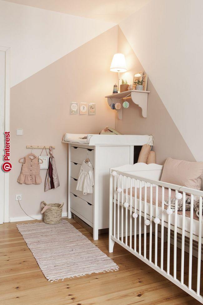 Ein Traum in Rosa Wunderschönes Kinderzimmer für ein