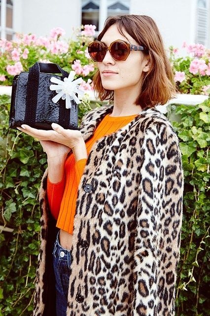 Alexa Chung opens up her wardrobe to Vogue - see a week in her style