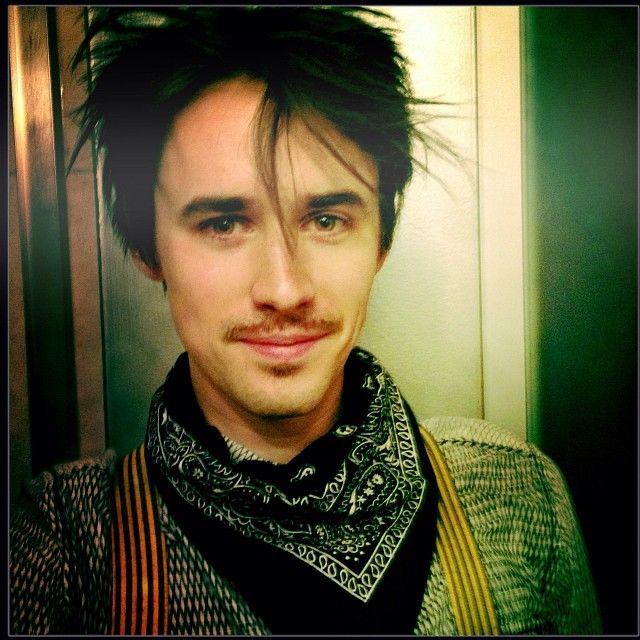 Going for that Errol Flynn as 19th century bandit look, for my live tweeting session for tonight's episode of @Sho_Penny! ;) Tune in to @sho_network at 10pm EST to ride along with me! :) #Showtime #PennyDreadful!!!