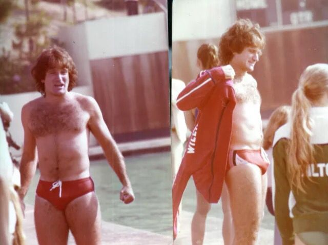 Robin at the Battle of the Network Stars games