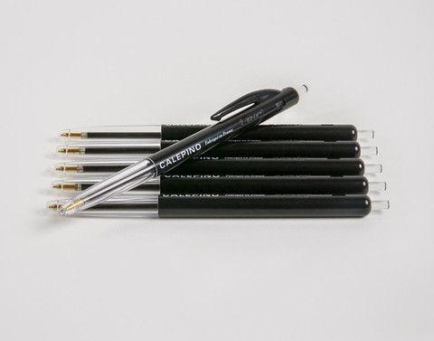 Culinaris Küchenaccessoires ~ Black ball point pens stationery pinterest black and pens