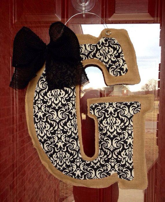 The 25 Best Initial Door Letters Ideas On Pinterest