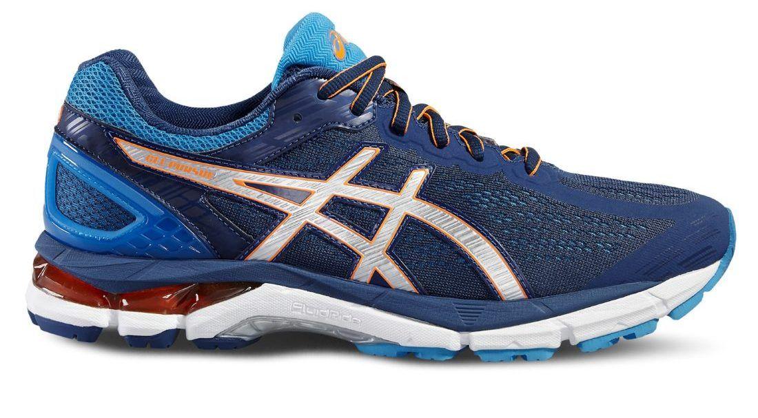 Las zapatillas de running Asics Gel Pursue 3 con un peso de 300 ...