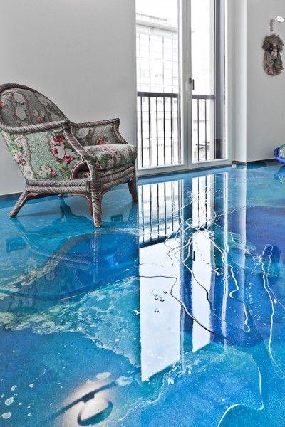 gobbetto resin floor ideasrezzin remodelaconmibuti bodenbelag floors pinterest. Black Bedroom Furniture Sets. Home Design Ideas