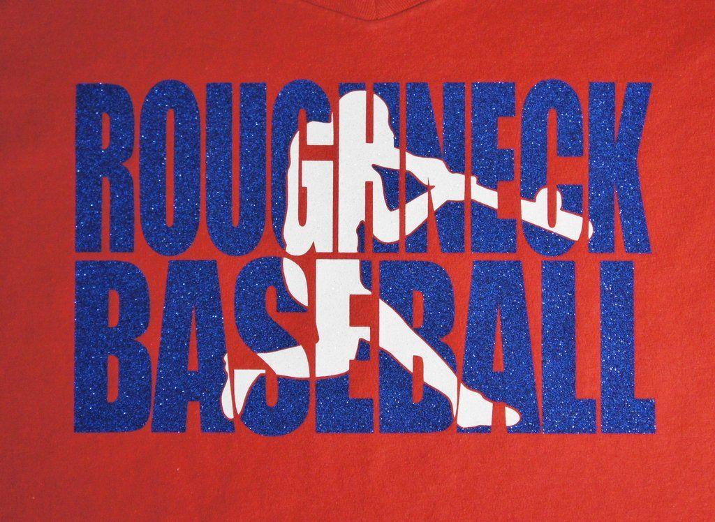 Custom Baseball Team Shirt - Roughneck Baseball Shown