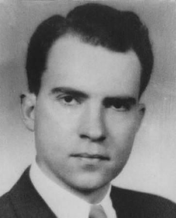 Richard Milhous Nixon.   #leaders #photos #heritage #history #genealogy