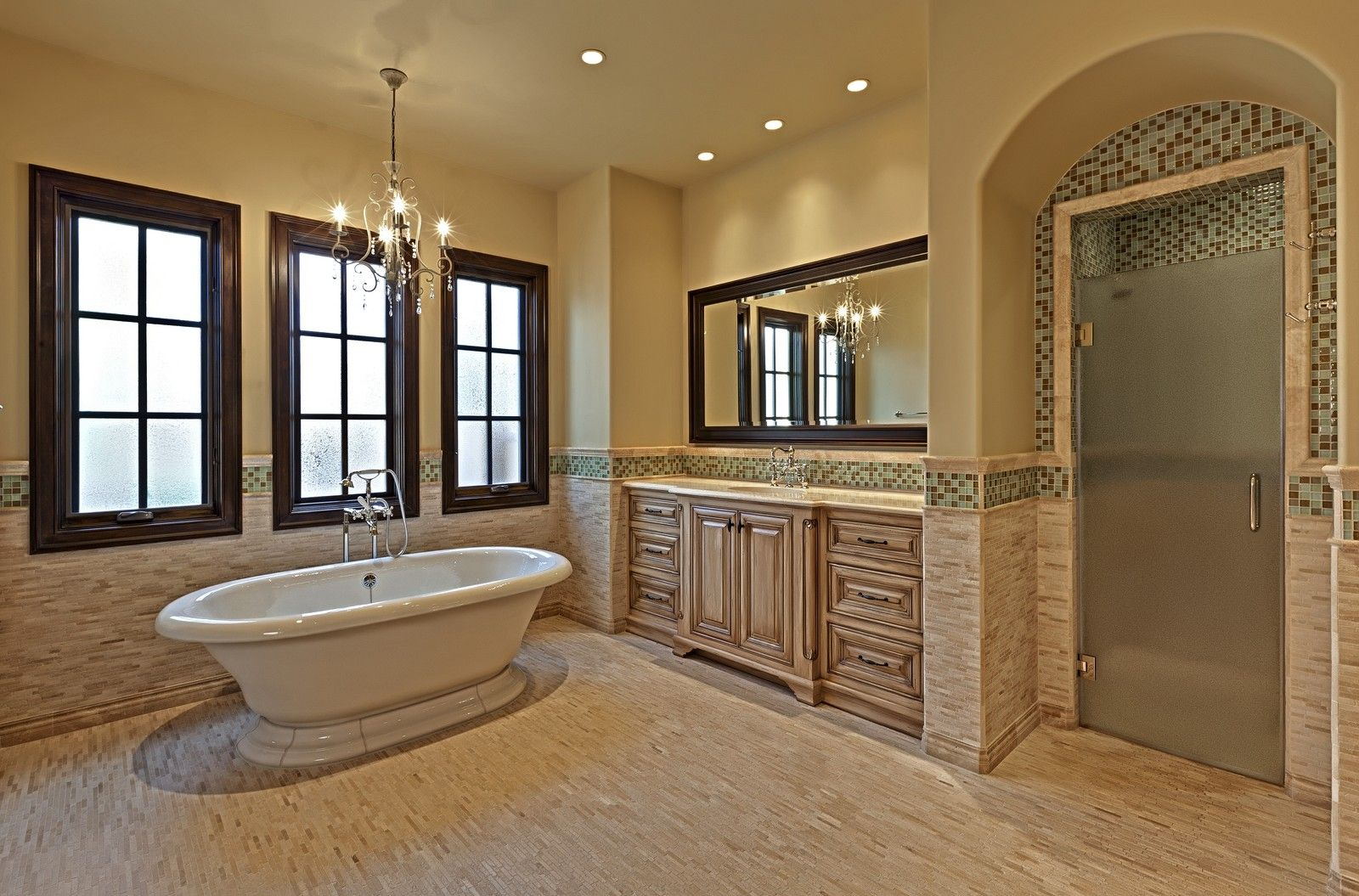 Bathroom Vanities For Phoenix Az Homes Mediterranean Bathroom