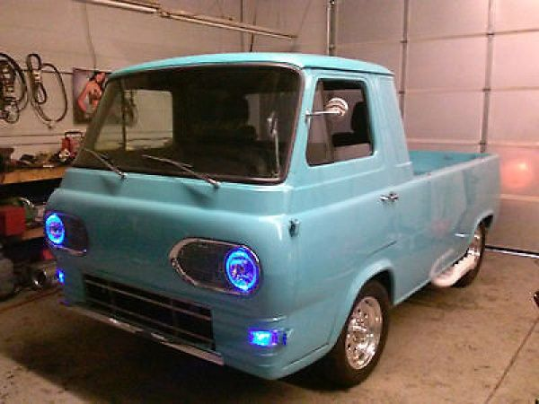 63 Ford Econoline Pickup Ford Pickup Ford Ford Trucks