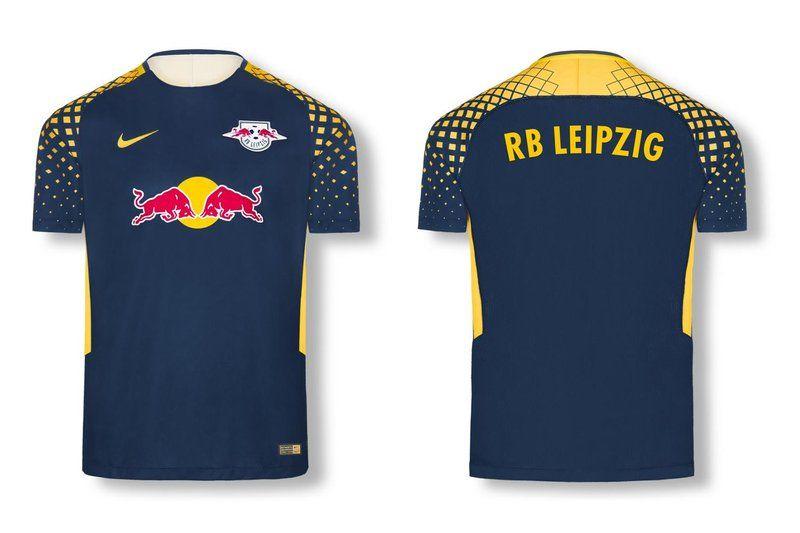 Camisas do RB Leipzig 2017-2018 Nike  4a5ab532c4c81