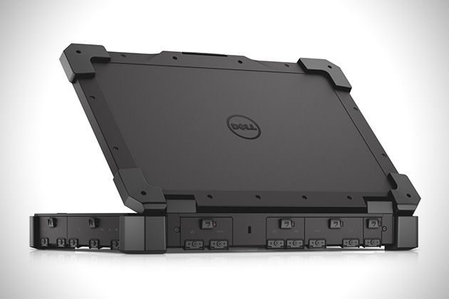 Dell Laude Rugged Extreme Notebooks 1