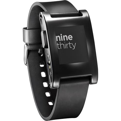 Pebble Smart Watch for Select Apple® and Android Devices