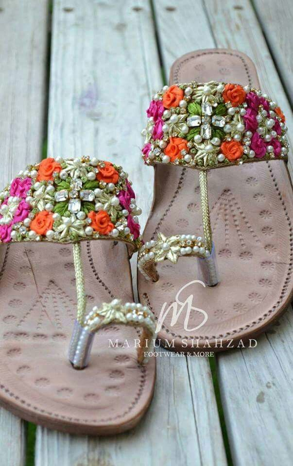 Wedding shoes sandals, Indian shoes