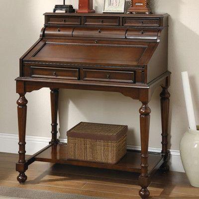 Rosalind Wheeler Allard Secretary Desk U0026 Reviews | Wayfair