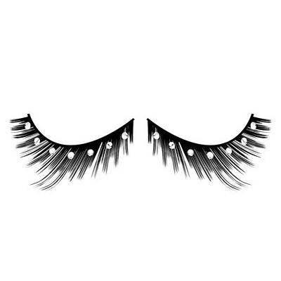 Baci Glamour Eyelashes Model No. 586